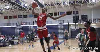 NBA: Nachwuchstalent Emoni Bates besser als LeBron James, Kevin Durant - SPORT1