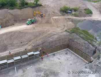 Obras de estabilización en Útica, Cundinamarca, por buen camino   HSB Noticias - HSB Noticias