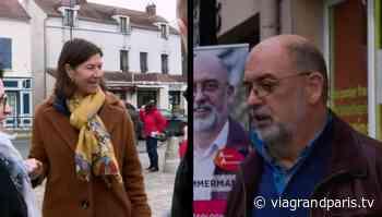 Auvers-sur-Oise : front commun contre la maire sortante - viagrandparis.tv
