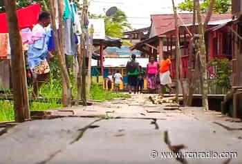 Más de 300 familias en Vigía del Fuerte, Antioquia, están confinadas por enfrentamientos - RCN Radio