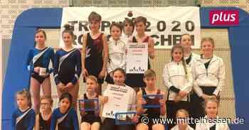 Trampolinturner aus Haiger und Dillenburg landen bei der Rotkäppchen-Trophy vorn - Mittelhessen