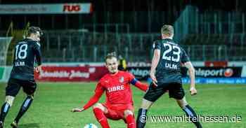 Fußball: TSV Steinbach Haiger verliert 1:2 beim SSV Ulm - Mittelhessen