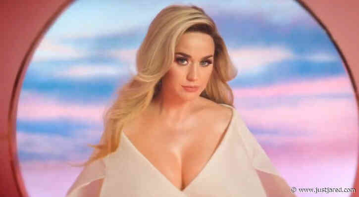 Katy Perry Holds Onto Baby Bump in 'Never Worn White' Video - Watch & Read Lyrics!