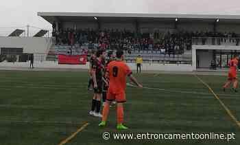 Futebol Distrital   Entroncamento AC regista empate na Atalaia   EOL - Entroncamento Online