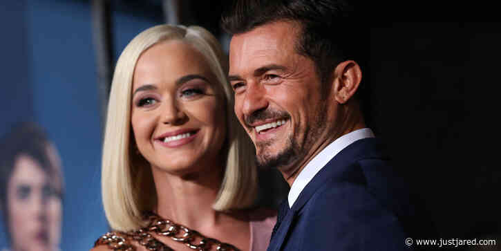 Katy Perry & Orlando Bloom Will Welcome Their First Child This Summer: 'We're Excited'