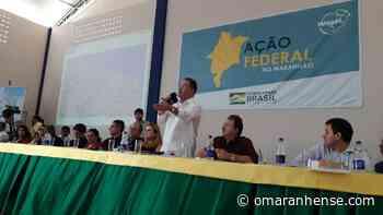 Em Chapadinha, Senado Roberto Rocha anuncia benefícios para a região dos Cocais - O Maranhense