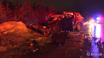 Serious accident in Grand Falls-Windsor - NTV News