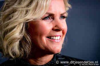 Irene Moors noemt vervangen van André van Duin dankbare taak - Ditjes en Datjes