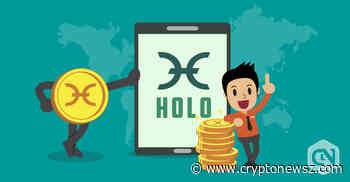 Price Analysis of Holo (HOT) as on 13th May 2019 - CryptoNewsZ