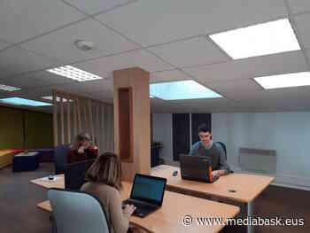 Une première en Pays d'Hasparren | Euskal Herria - mediabask.eus