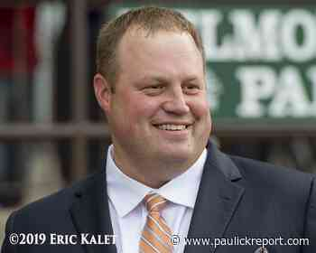 Trainer Jeremiah Englehart 'Off To A Pretty Good Start' At Oaklawn - Horse Racing News - Paulick Report