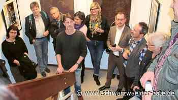 Straubenhardt: Nicht mehr nur Hobby-Fotograf - Straubenhardt - Schwarzwälder Bote