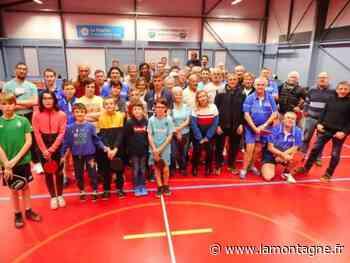 Soixante sportifs au tournoi de ping-pong - La Montagne