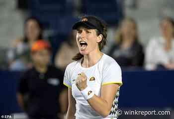 Johanna Konta chalks up first win of 2020 in Monterrey - Wink Report
