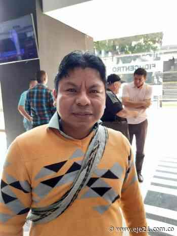 Calamidad pública, este jueves en Pueblo Rico - Eje21