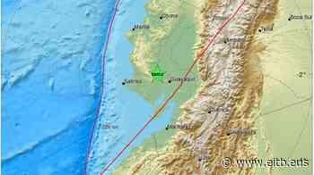 Sismo en Ecuador 7 de abril 2019: terremoto en Pedro Carbo | Noticias del mundo - EiTB Radio Televisión Pública Vasca
