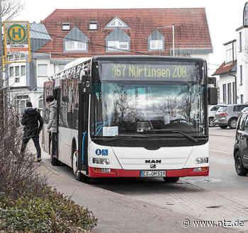 Ärger mit Bussen in Altdorf und Aichtal- NÜRTINGER ZEITUNG - Nürtinger Zeitung
