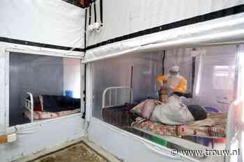"""'Ebola is nu behandelbaar als je er vroeg bij bent"""" - Trouw"""