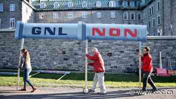Environmental groups criticize public hearings set to study massive Saguenay LNG project - CBC.ca