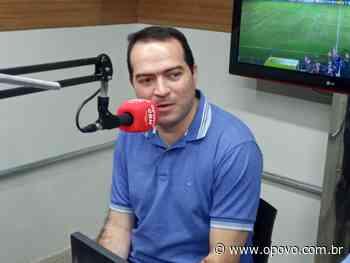 Presidente do Fortaleza admite interesse em Thiaguinho, do Barbalha - O POVO Online