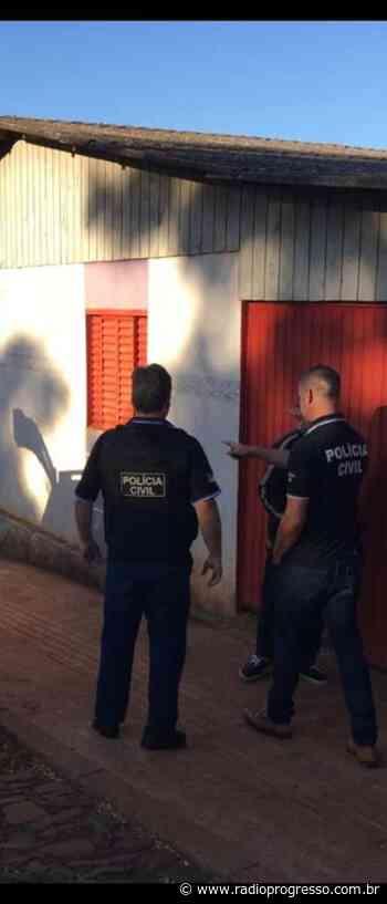 Operação Marias cumpre mandado de prisão em Ijui - Rádio Progresso de Ijuí