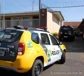 FALSO CRIME Homem simula assalto e acaba preso em Jandaia do Sul - TNOnline