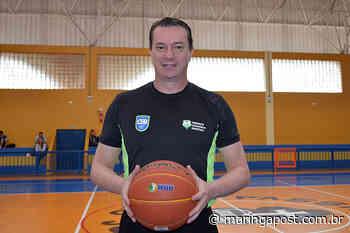 Jandaia do Sul será representada por árbitro de basquete nos Jogos Olímpicos do Japão - Orlando Gonzalez - Maringá Post