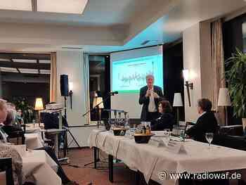 TV-Wetterexperte Sven Plöger spricht in Sendenhorst zu Klimaschutz - Radio WAF