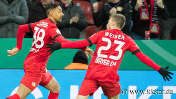 Karim Bellarabi leitet die Wende ein - Leverkusen im Pokal-Halbfinale - kicker - kicker