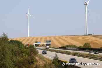 18.02.2020 Meerane bekommt vierten Solarpark an der Autobahn - Freie Presse