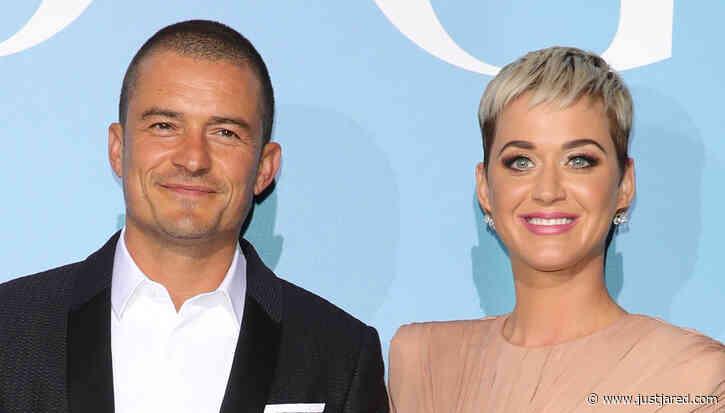 Katy Perry & Orlando Bloom Postpone Wedding in Japan Due to Coronavirus