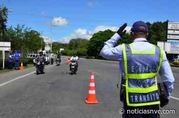 Ciudadanos que agredieron a guardas de Movilidad del Valle en Ansermanuevo podrían ser judicializados - Noticias NVC