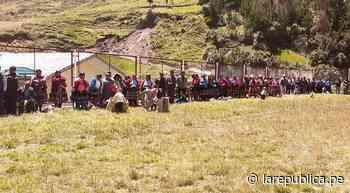 Comunidades de Pisac en Cusco contra concesiones mineras - LaRepública.pe