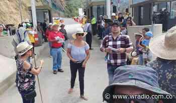 ANI se reúnen con acaldes del Valle de Tenza por incremento de 56% de peaje de Macheta - W Radio