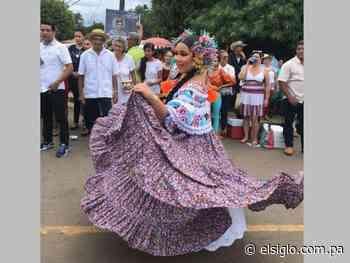 Ashley Nicole es la reina del Festival Folclórico de La Mitra de La Chorrera - elsiglo.com.pa