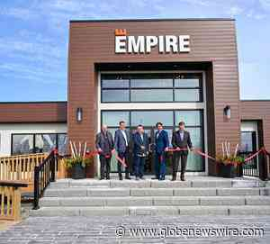 Empire Communities Announces First Master-Planned Community in Hagersville, Offering New Product for Families - GlobeNewswire