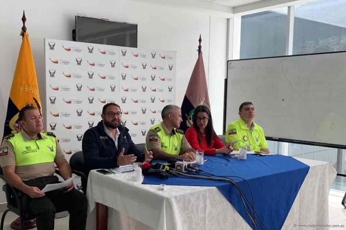 """Quito: 40 detenidos en operativo """"Destello Quiteño III"""" en el distrito La Delicia - Metro Ecuador"""