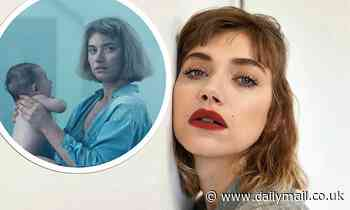 Imogen Poots talks 'despicable human' Harvey Weinstein and avoiding social media - Daily Mail