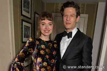 Imogen Poots: My long distance relationship with James Norton works fine - it's all I've ever known! - Evening Standard