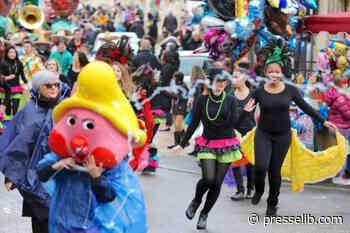 Place aux chars des associations et à la cavalcade, à de nombreuses festivités et, bien entendu, au jugement de San Pansar… - Presselib
