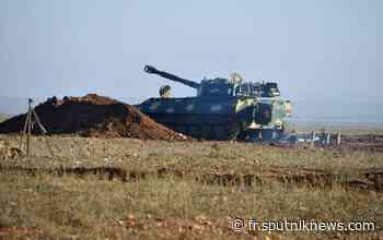 La Défense turque annonce la destruction de neuf chars et l'élimination de plus de 290 militaires syriens - Sputnik France