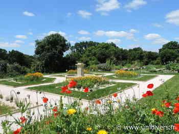 Le jardin médiéval de l'abbaye de Trizay Jardin médiéval de l'abbaye de Trizay Trizay 6 juin 2020 - Unidivers