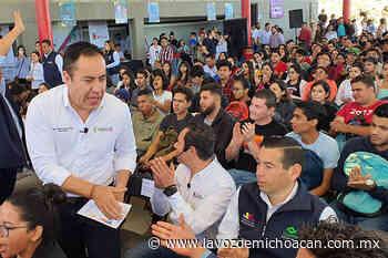 Se abrirá en Sahuayo un nuevo espacio para emprendedores - La Voz de Michoacán