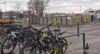 Kernen-Rommelshausen - Die Fahrradboxen am Bahnhof sind da - Zeitungsverlag Waiblingen