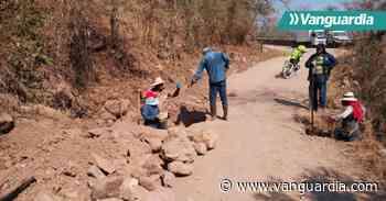 Video: Vía alterna a San Gil se encuentra cerrada entre Zapatoca y Galán - Vanguardia