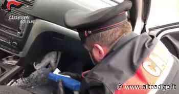 Vipiteno, arrestato con 8,5 chili di cocaina nascosti sotto il cruscotto dell'auto - Alto Adige