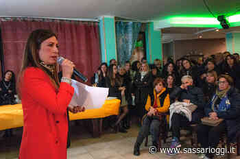 Ittiri, la candidata sindaco Manuela Soro si presenta ai cittadini - Sassari Oggi
