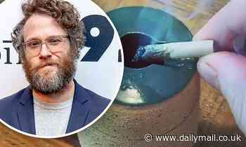Seth Rogen shows off his creative skills as he turns his Instagram into a showcase for his pottery - Daily Mail