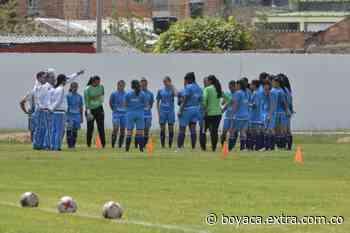 Samacá recibe a equipos de fútbol de todo el departamento - Extra Boyacá