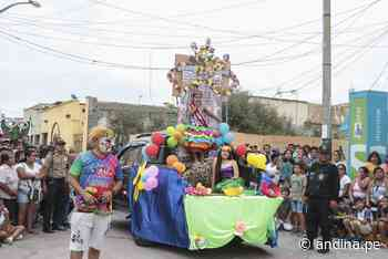 Gran Corso Carnavalesco de San Pedro de Lloc hizo vibrar a visitantes - Agencia Andina